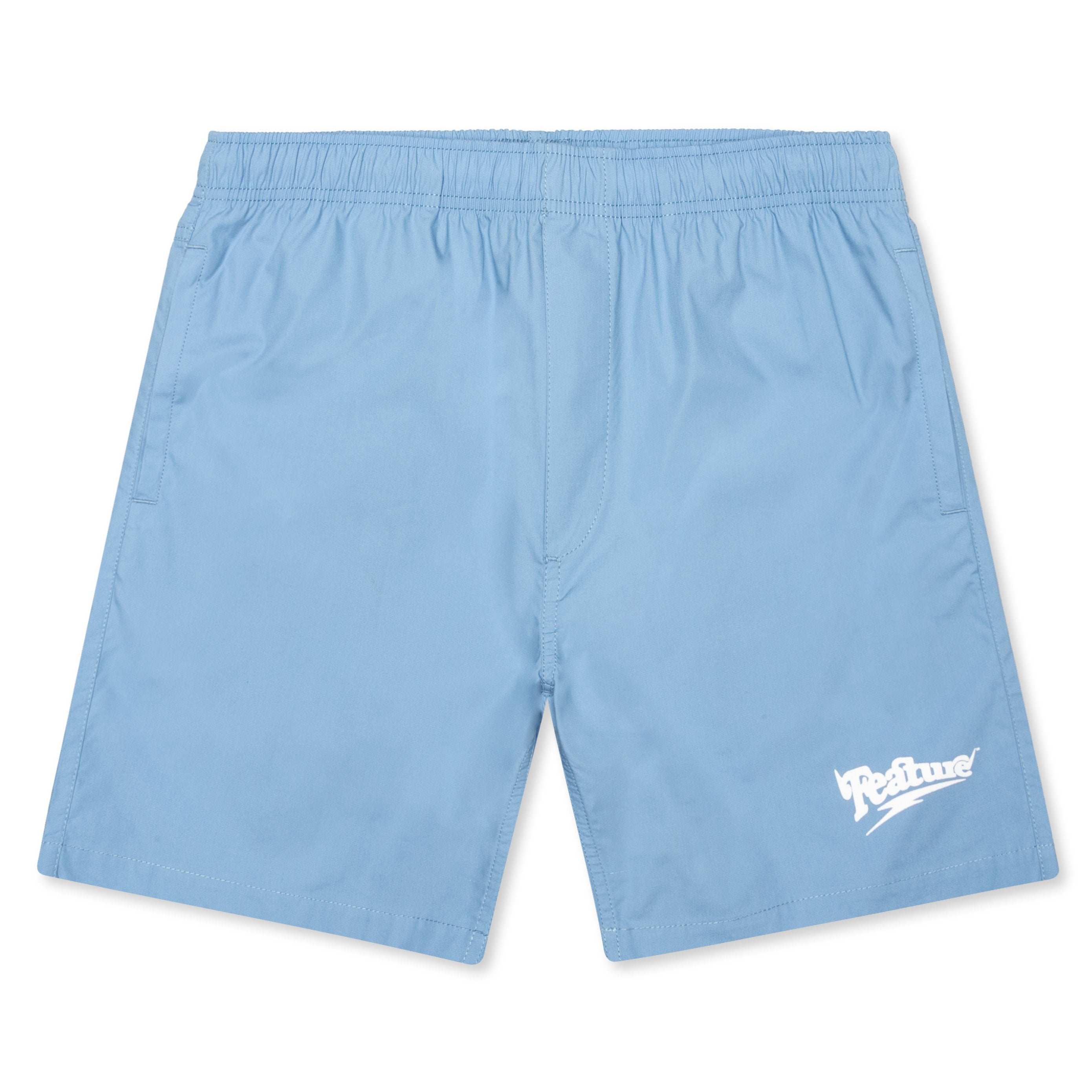 Feature Spike Shorts - Baby Blue