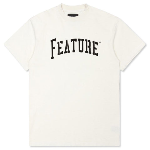 Feature Strike Tee - Off-White