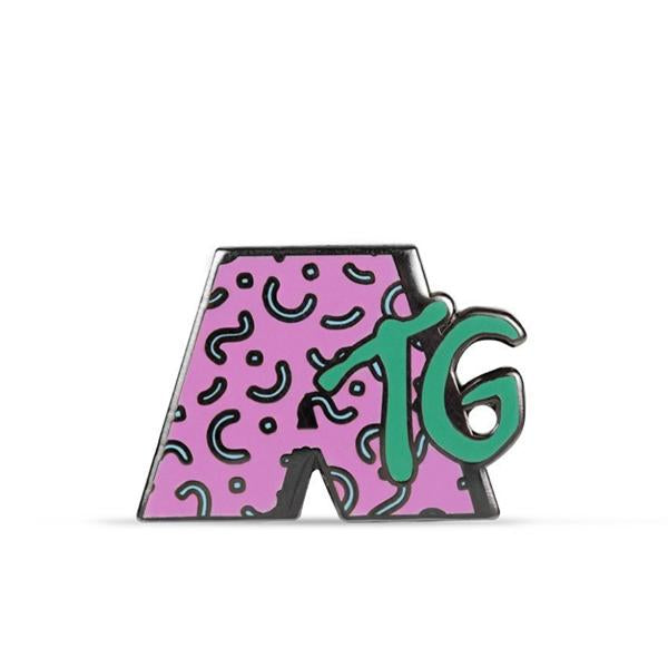 Feature x Pintrill ATG Raps Pin