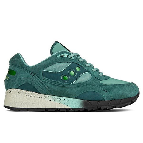 Feature x Saucony Shadow 6000 'Living Fossil' - Grey