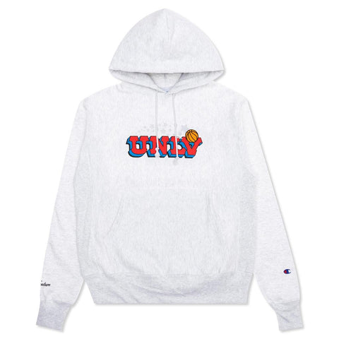 Feature x UNLV Block Stars Hoodie - Heather Grey