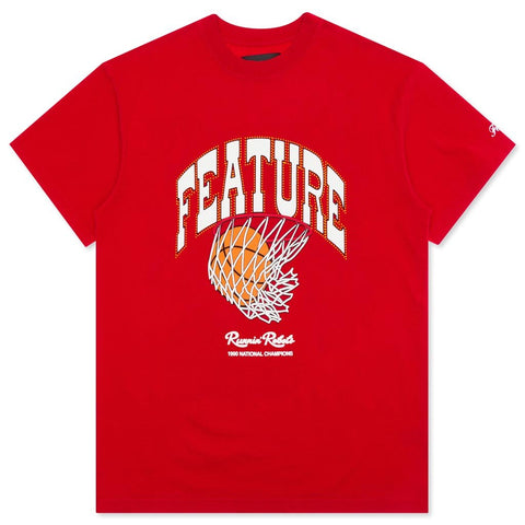 Feature x UNLV Swish Tee - Red