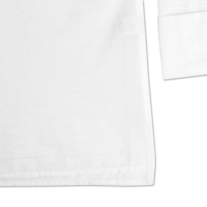 Helmut Lang Cuff Shirt - Optic White