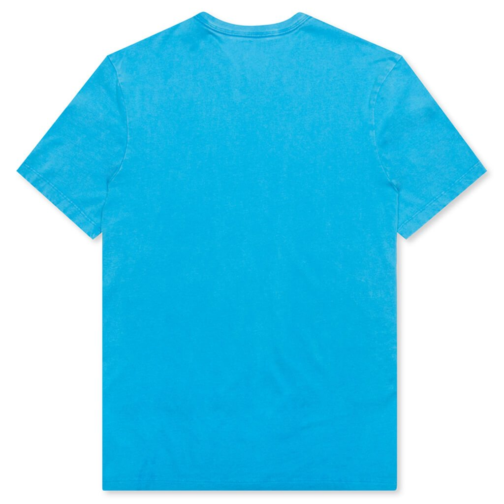 Jordan Jumpman Diamond S/S T-Shirt - Equator Blue
