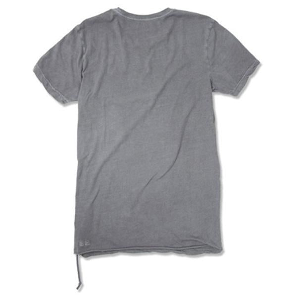 Ksubi Seeing Lines Short Sleeve T-Shirt - Grey