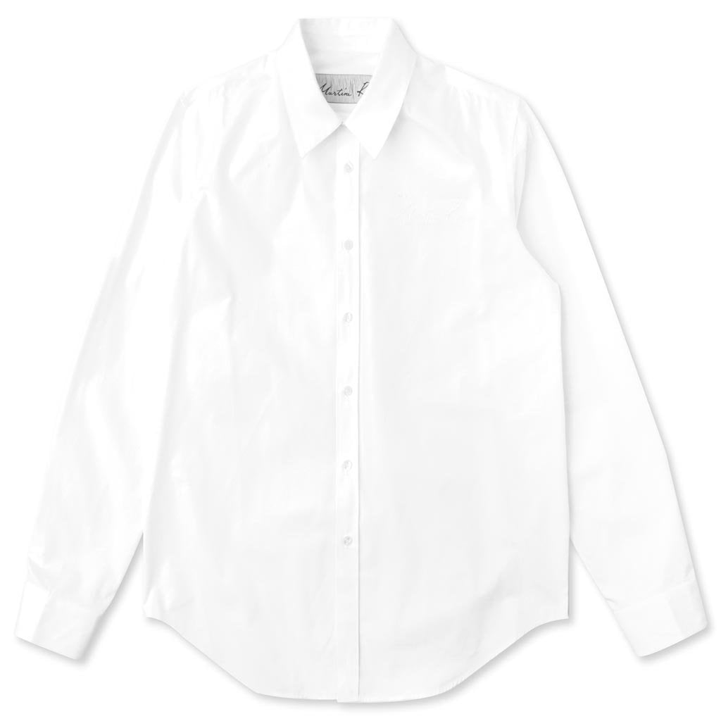 Martine Rose Classic Shirt - White