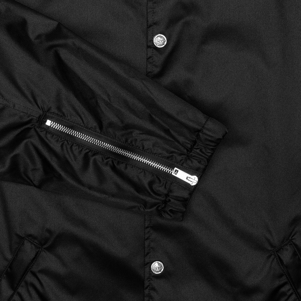 Mastermind World Chained Coach Jacket - Black