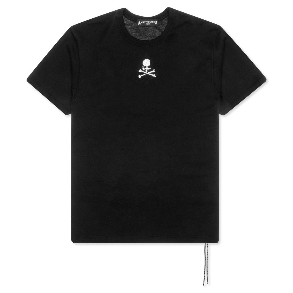 Mastermind World Swarovski Skull T-Shirt - Black