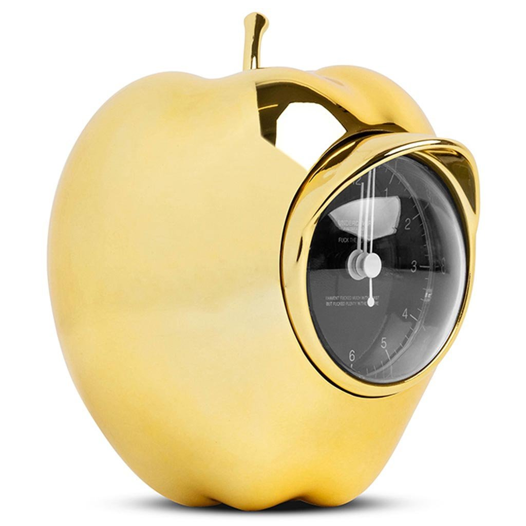 Medicom Toy x Undercover Gilapple Clock - Golden