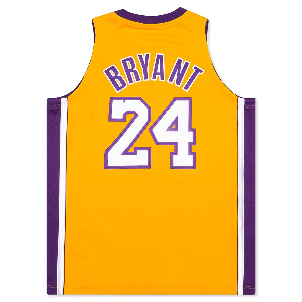 Mitchell & Ness NBA Authentic Jersey Los Angeles Lakers 2008-09 ...