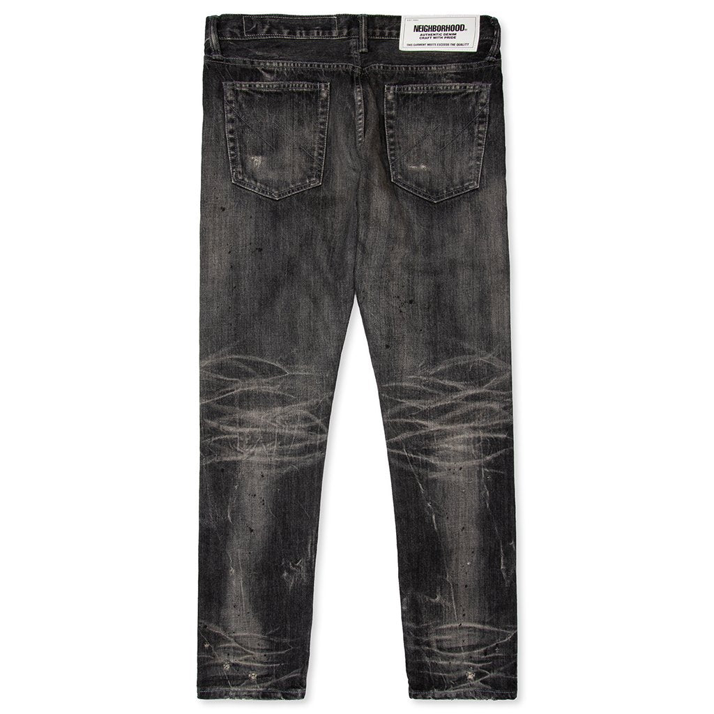 Neighborhood Bullet Savage DP Narrow Pants - Black
