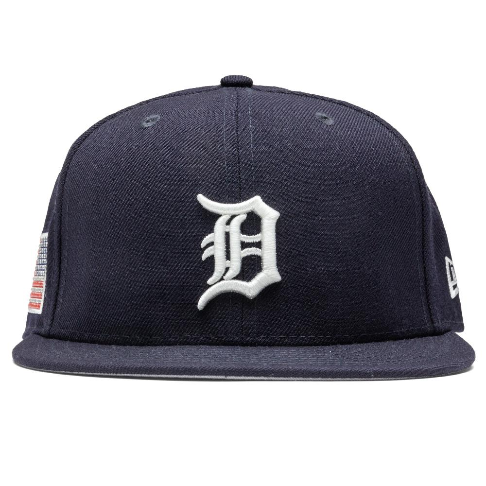 New Era x Swarovski Flag Detroit Tigers 59FIFTY Fitted - Navy