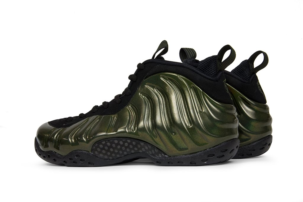 The Nike Air Foamposite One Returns in a Big Way in 2017 ...