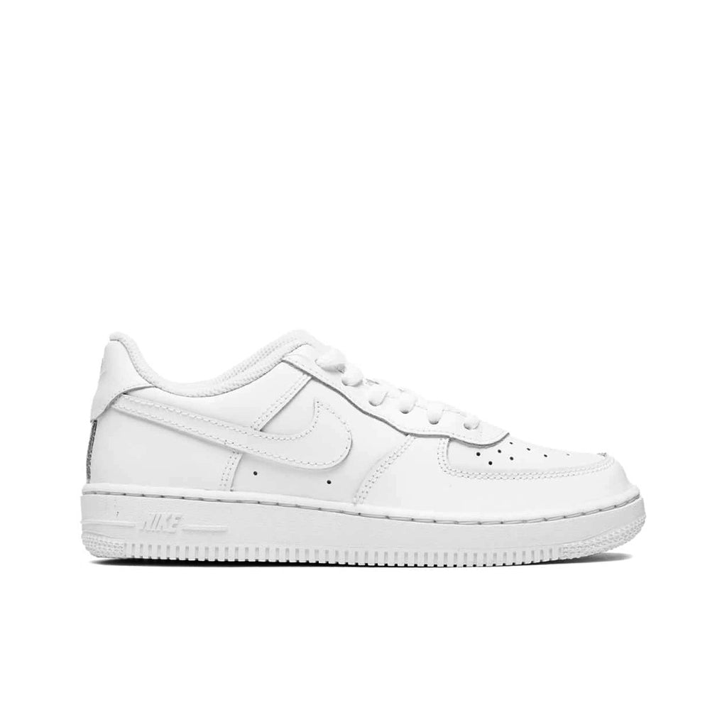 Nike Air Force 1 (PS) - White/White/White – Feature