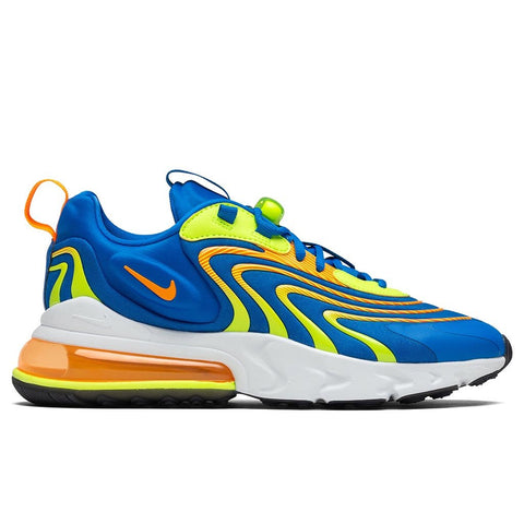 Nike Air Max 270 React ENG - Soar/Total Orange/Volt