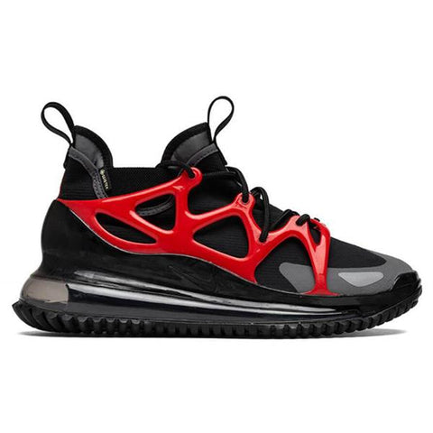 Nike Air Max 720 Utility - Black/Iron Grey/University Red