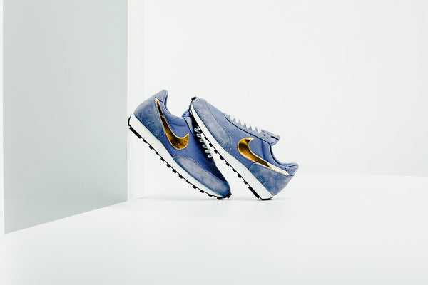 Nike Daybreak SP - Ocean Fog/Metallic Gold/Mountain Blue