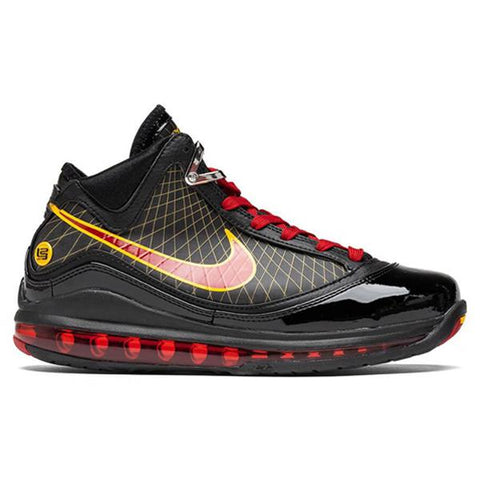 "Nike LeBron 7 QS ""Fairfax"" - Black/Varsity Red"