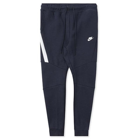 Nike Sportswear Tech Fleece Jogger - Obsidian/White