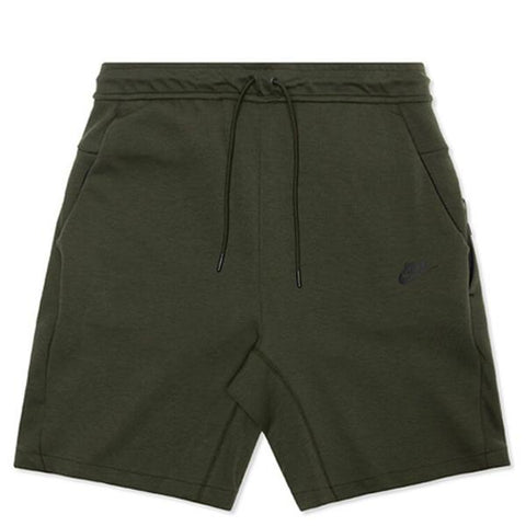 Nike Sportswear Tech Fleece Shorts - Cargo Khaki/Black