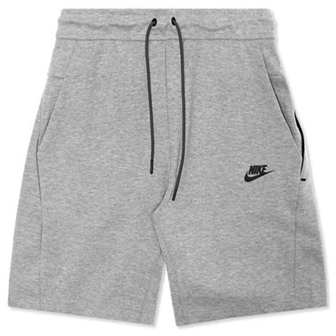 Nike Sportswear Tech Fleece Shorts - Dark Heather Grey/Black