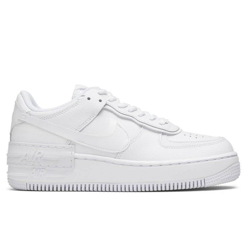 Nike Women's Air Force 1 Shadow - White