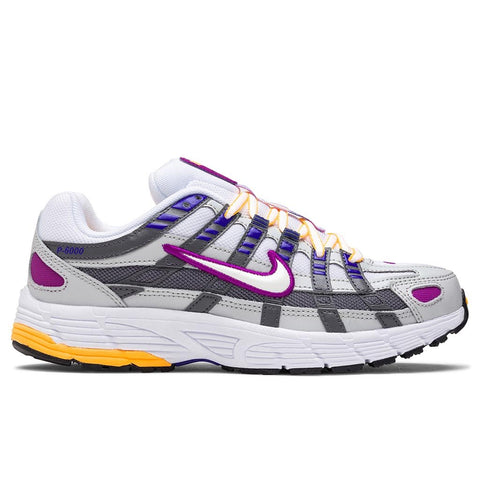 Nike Women's P-6000 - Grey Fog/White/Iron Grey