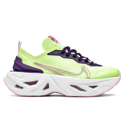 Nike Women's Zoom X Vista Grind - Barely Volt/Magic Flamingo/White