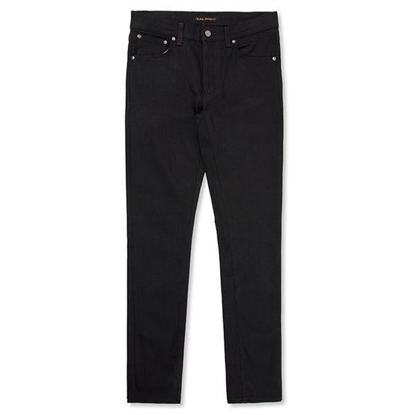 Nudie Jeans Lean Dean - Dry Ever Black