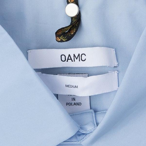 OAMC Neo Shirt - Light Blue