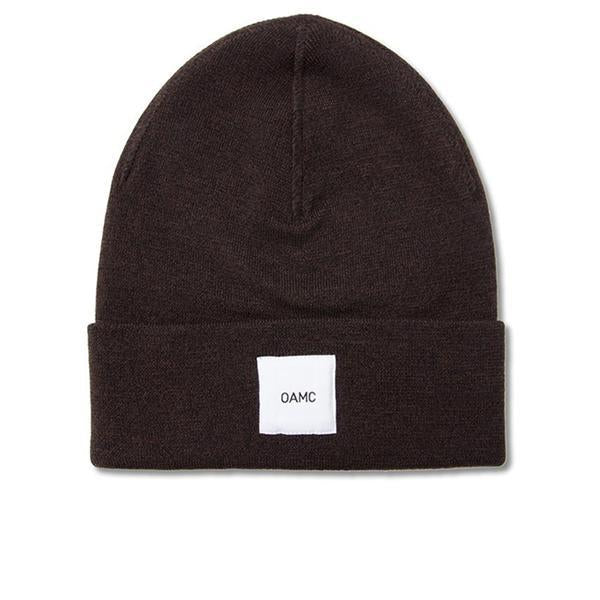 OAMC Watch Cap - Brown Heather