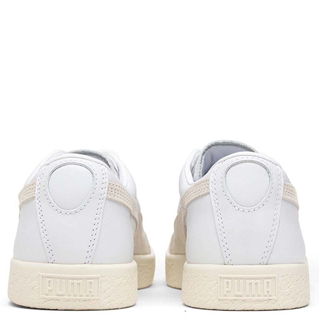 Puma Basket 90680 Lux - White/Whisper White