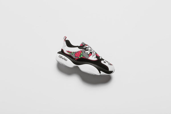 Puma x Jahnkoy Alteration - White/Black