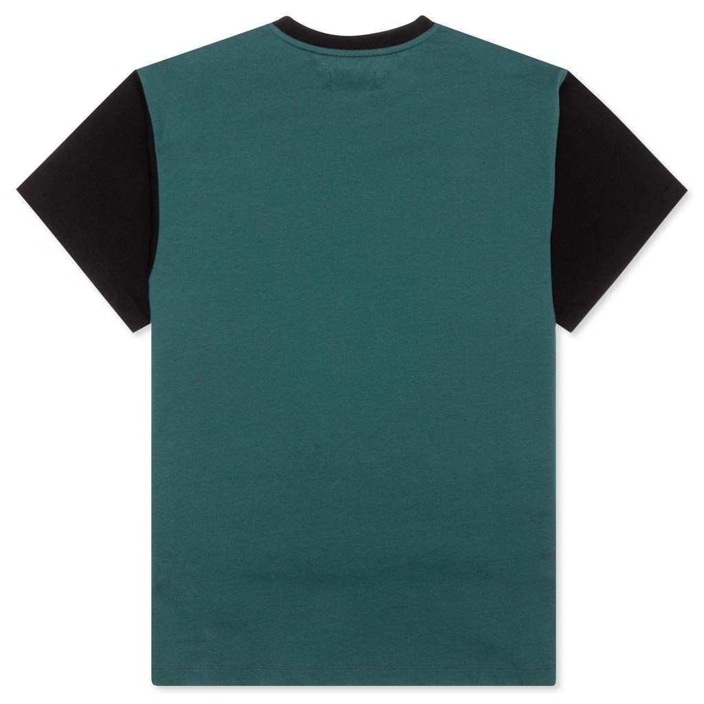 Rassvet Bicolor T-Shirt - Green