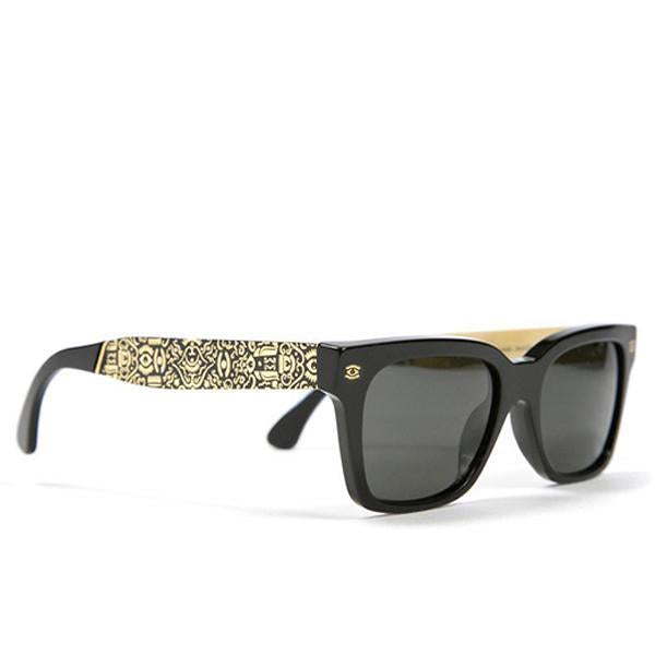 Retrosuperfuture America Francis Occult Sunglasses - Black