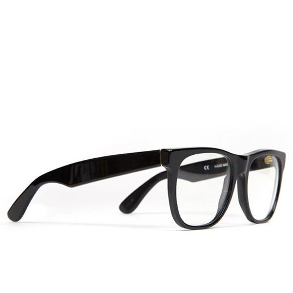 Retrosuperfuture Classic Clear Lens Eyeglasses - Black