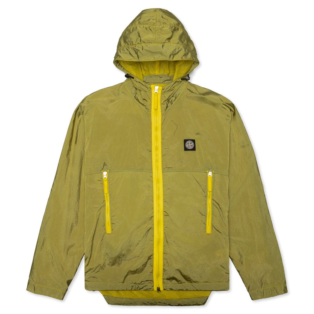 Stone Island Nylon Metal Ripstop Jacket - Lemon
