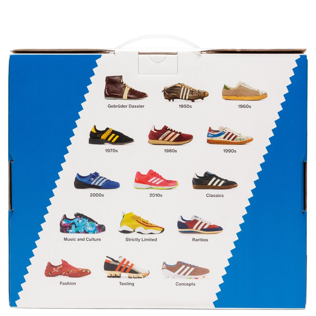 Taschen The adidas Archive. The Footwear Collection – Feature