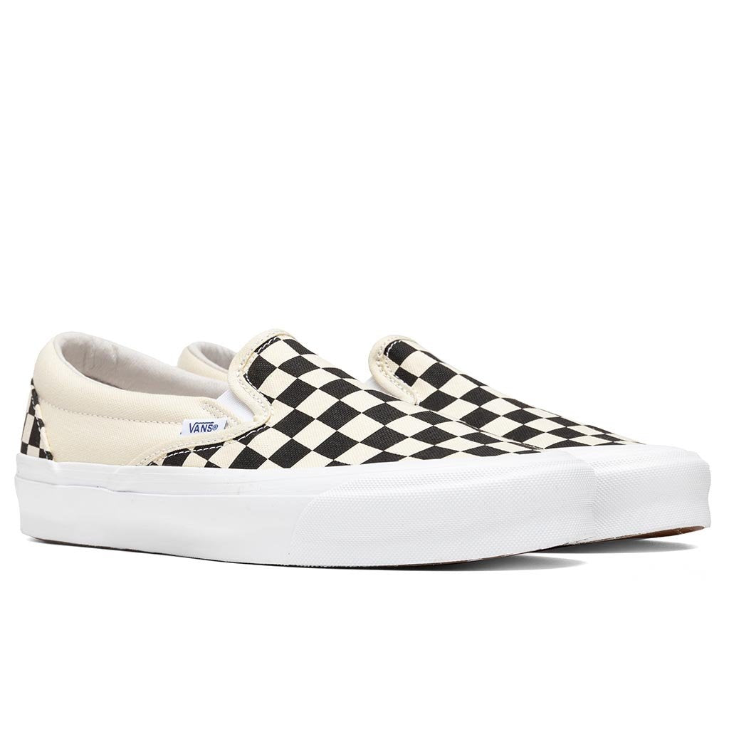 Vans Vault OG Classic Slip On - Checkerboard