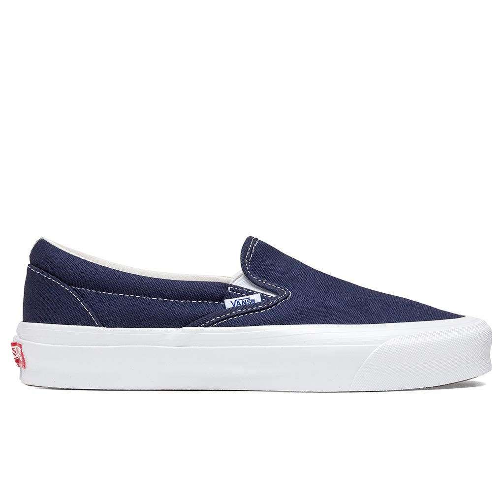 Vans Vault OG Classic Slip On - Navy