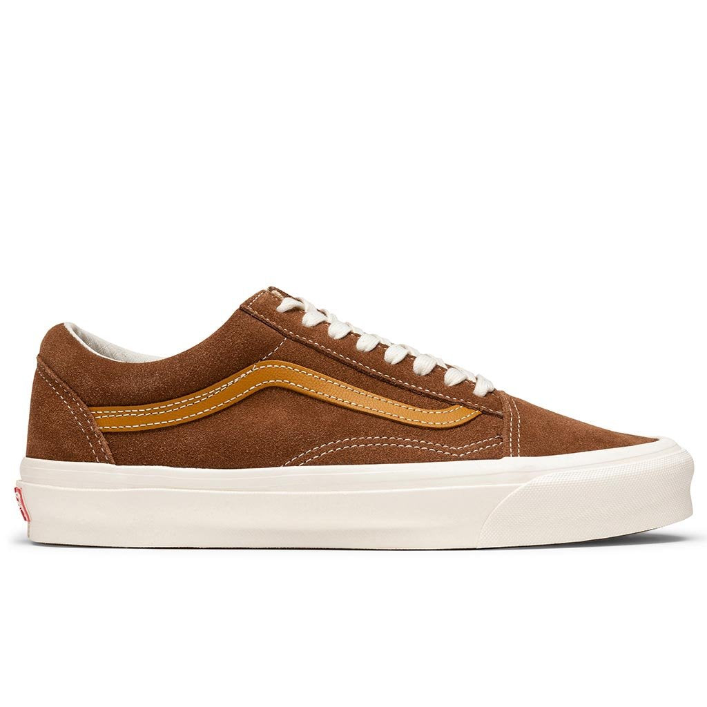 Vans Vault OG Old Skool LX - Dachshund/Buckthorn Brown