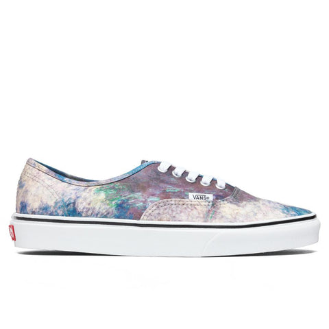 Vans x MoMA Authentic - Claude Monet