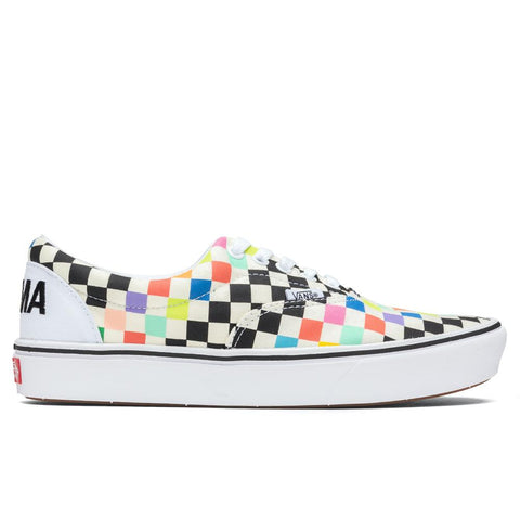 Vans x MoMA ComfyCush Era - White/Multi