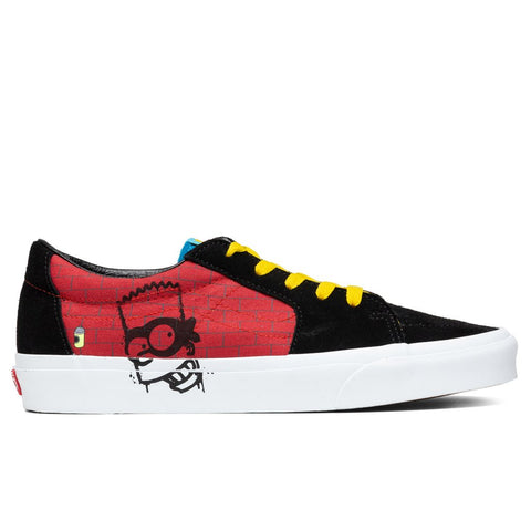 Vans x The Simpsons Sk8-Low - El Barto
