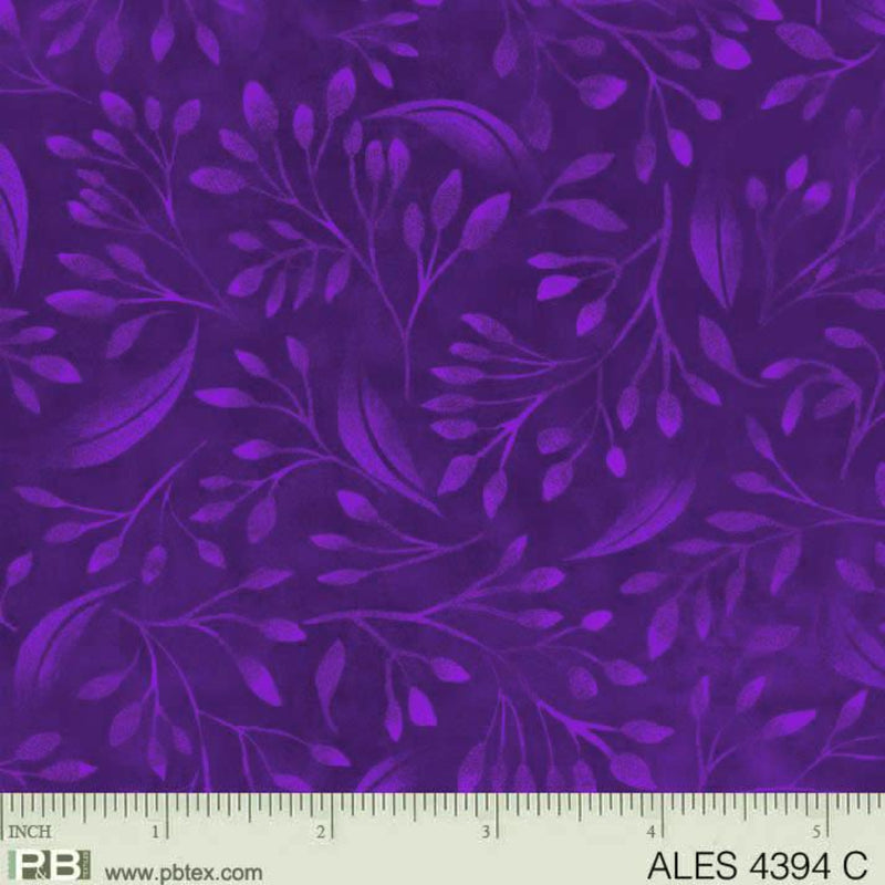 "108"" Alessia Wide Quilt Back Purple"