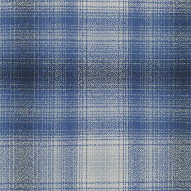 "59"" Mammoth Flannel Wide Quilt Back Blue"