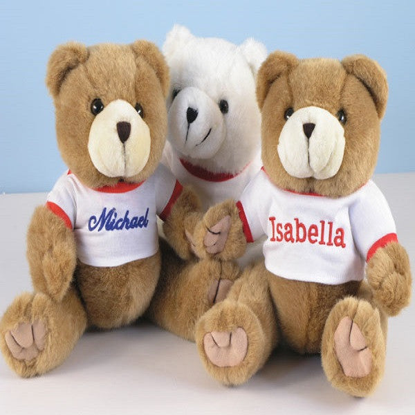 Personalized Teddy Bears