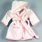 Big Sister Butterfly Robe - Welcoming Home Baby