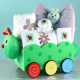 Caterpillar Welcome Wagon - Welcoming Home Baby  - 2