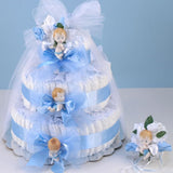 Diaper Cake Delight - Welcoming Home Baby  - 1